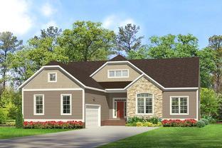 Treyburn III - Bishops Park: Mechanicsville, Virginia - Main Street Homes