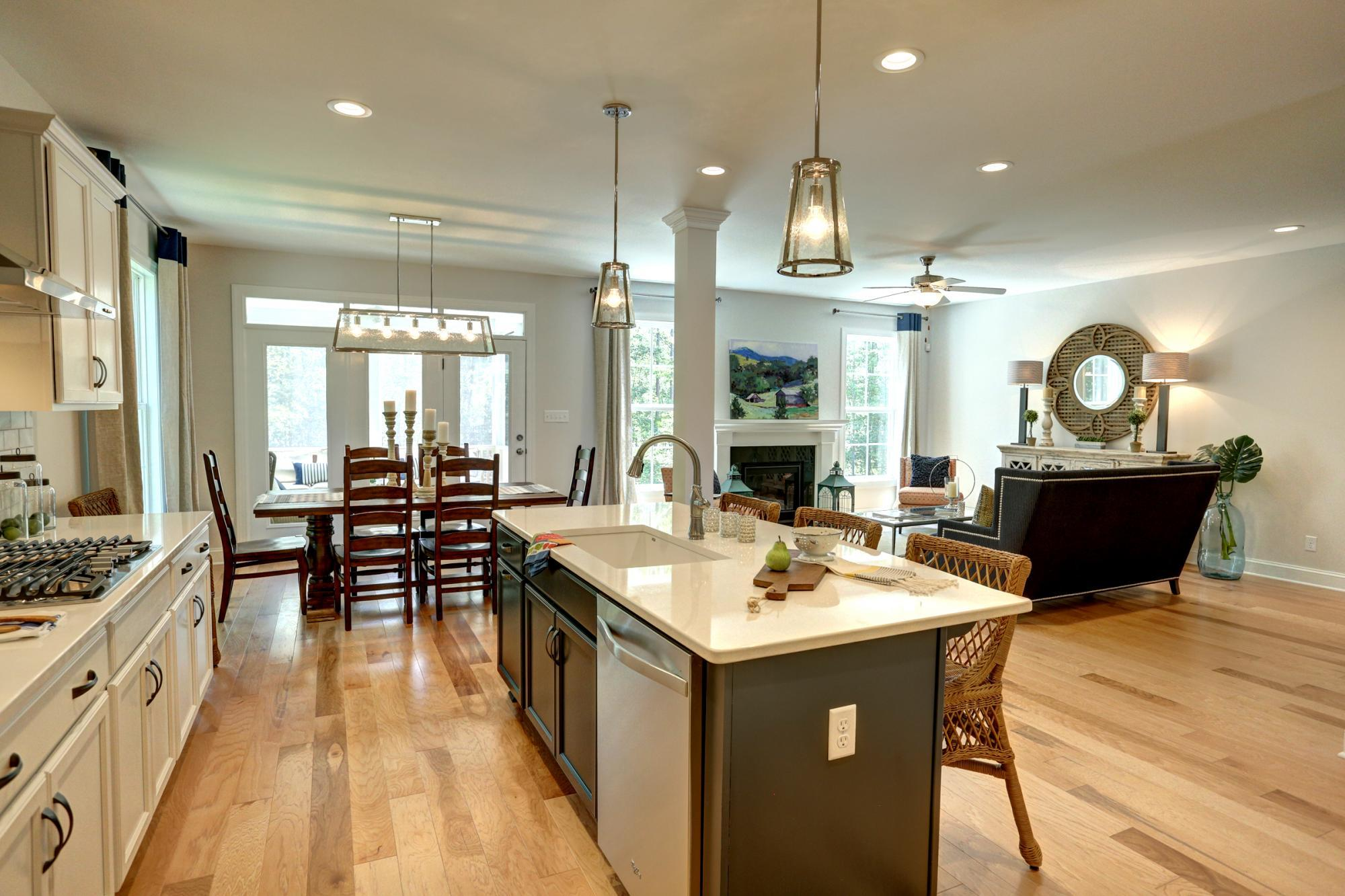 Kitchen featured in the Monterey By Main Street Homes in Richmond-Petersburg, VA