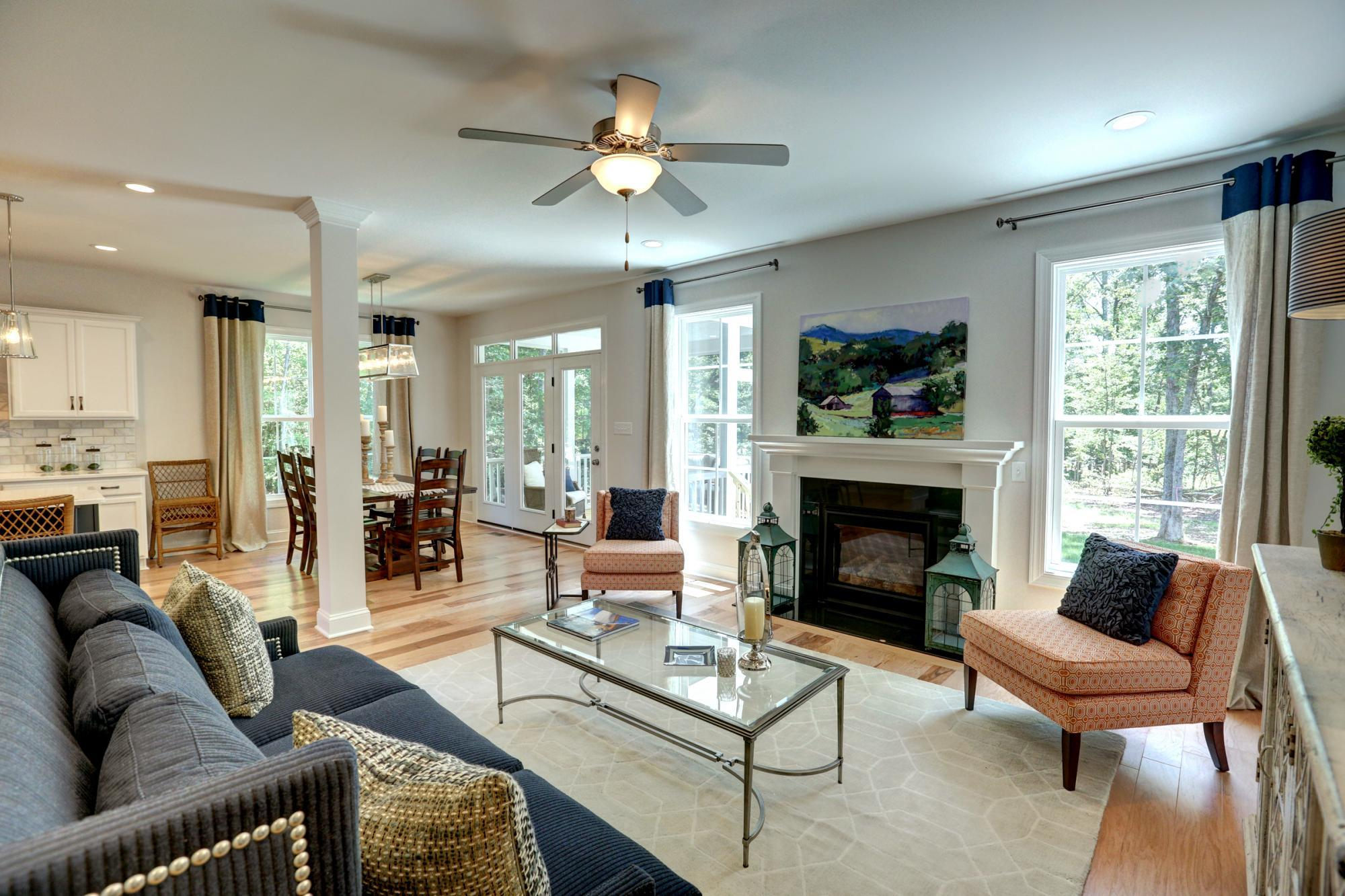 Living Area featured in the Monterey By Main Street Homes in Richmond-Petersburg, VA