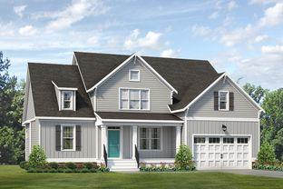 Augusta - Bishops Park: Mechanicsville, Virginia - Main Street Homes