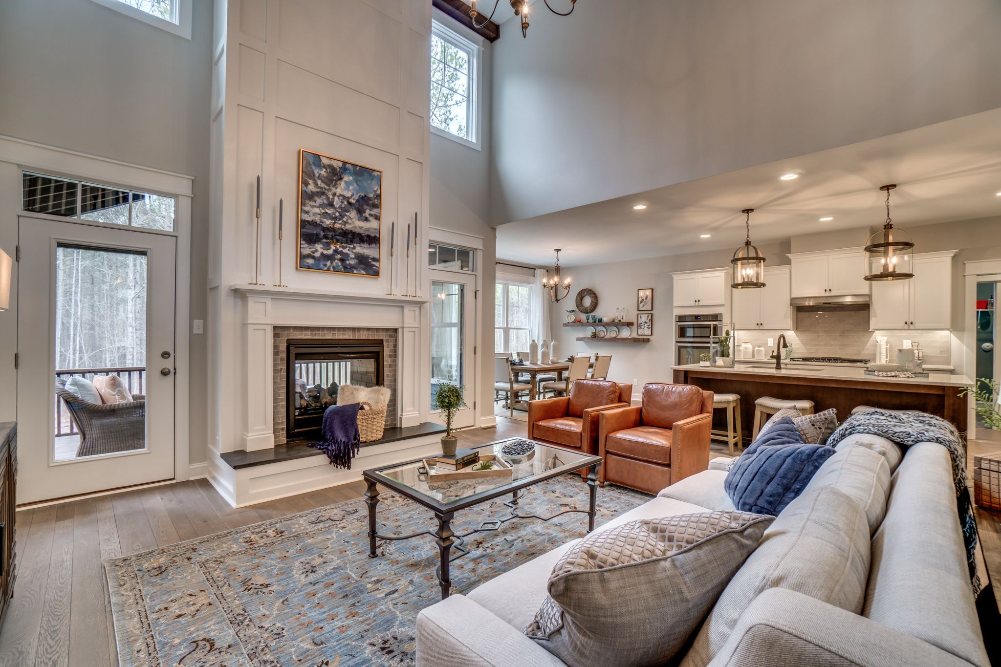 Living Area featured in the Augusta By Main Street Homes in Richmond-Petersburg, VA