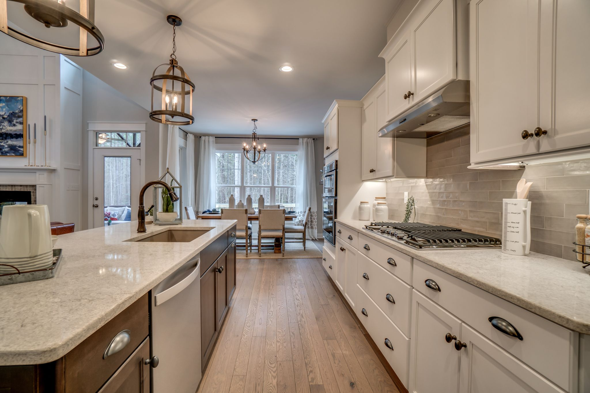 Kitchen featured in the Augusta By Main Street Homes in Richmond-Petersburg, VA
