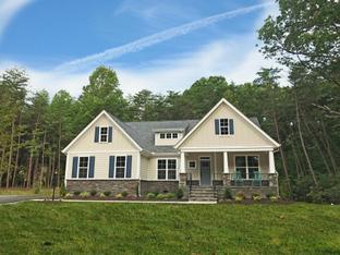 Amelia - Meadowville Landing: Chester, Virginia - Main Street Homes