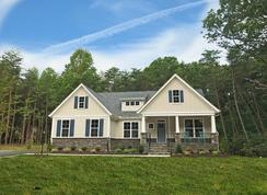 Amelia - Bishops Park: Mechanicsville, Virginia - Main Street Homes
