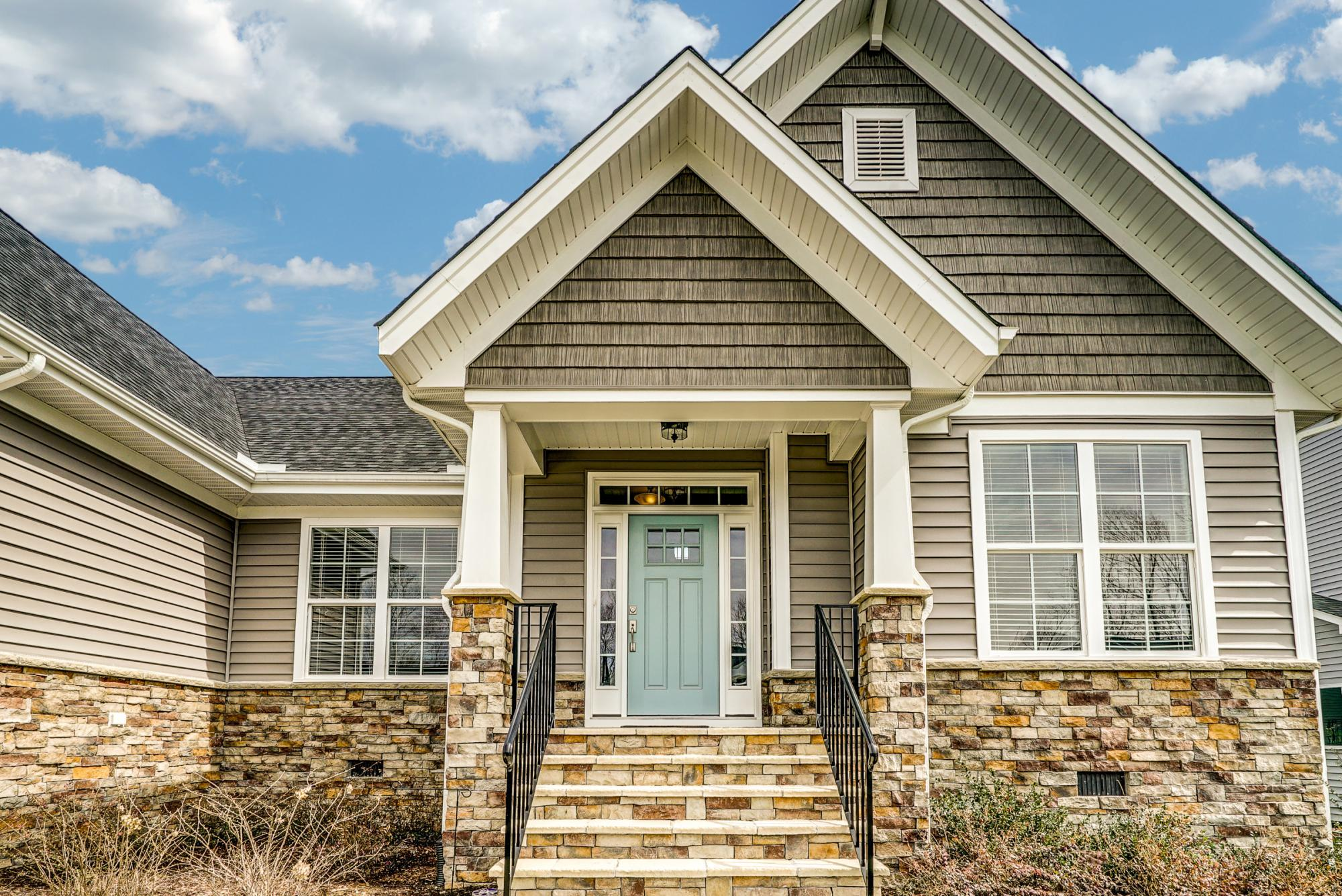 Exterior featured in the Amelia By Main Street Homes in Richmond-Petersburg, VA