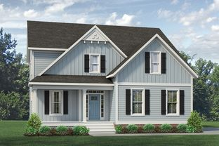 Corbin - Brickshire: Providence Forge, Virginia - Main Street Homes