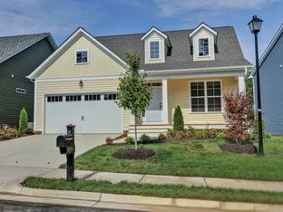 Kelsey - Collington East - Fieldfare: Midlothian, Virginia - Main Street Homes