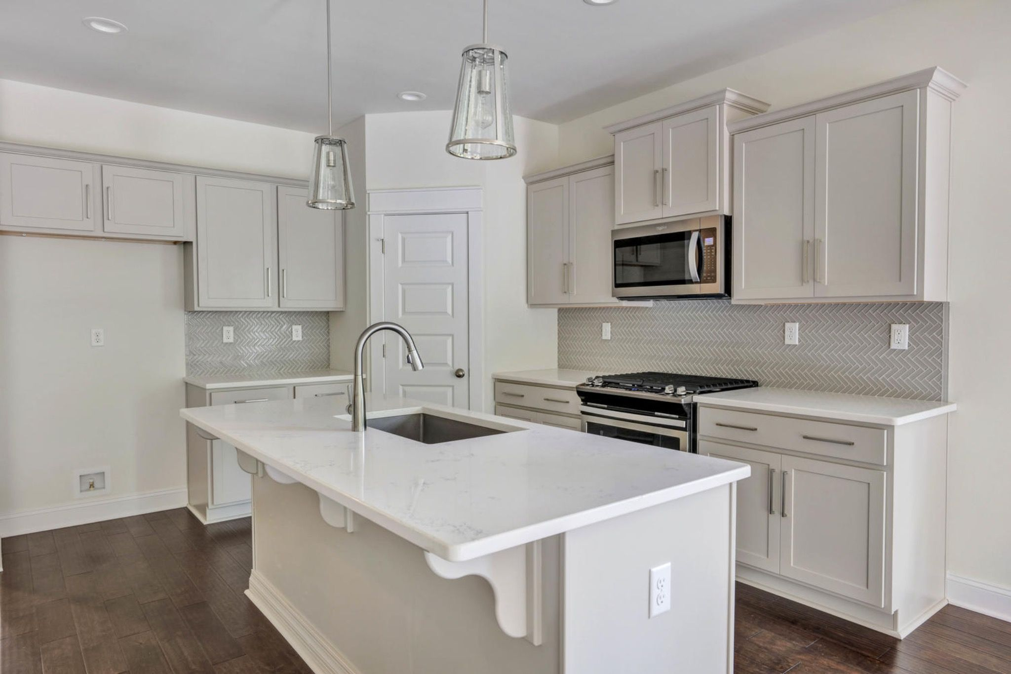 Kitchen featured in the Ashley I By Main Street Homes in Richmond-Petersburg, VA