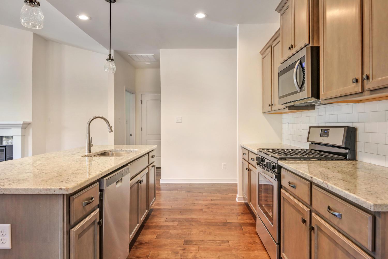 Kitchen featured in the Caroline By Main Street Homes in Richmond-Petersburg, VA