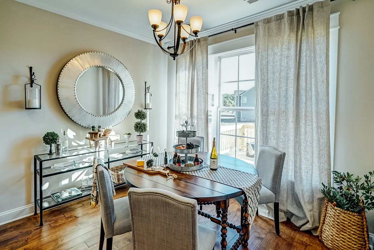 Kitchen featured in the Treyburn II By Main Street Homes in Richmond-Petersburg, VA