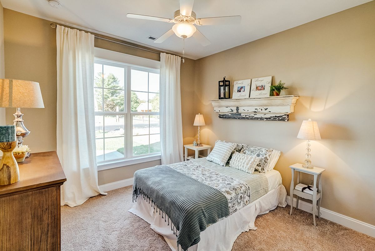 Bedroom featured in the Treyburn I By Main Street Homes in Richmond-Petersburg, VA