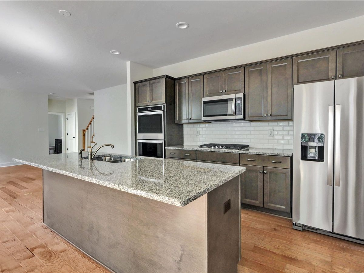 Kitchen featured in the Callaway II By Main Street Homes in Richmond-Petersburg, VA