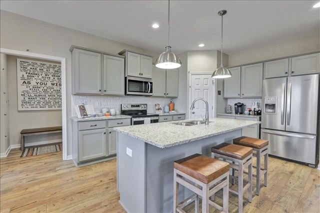 Kitchen featured in the Hartfield By Main Street Homes in Richmond-Petersburg, VA