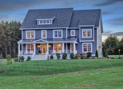 Berkeley - Brickshire: Providence Forge, Virginia - Main Street Homes