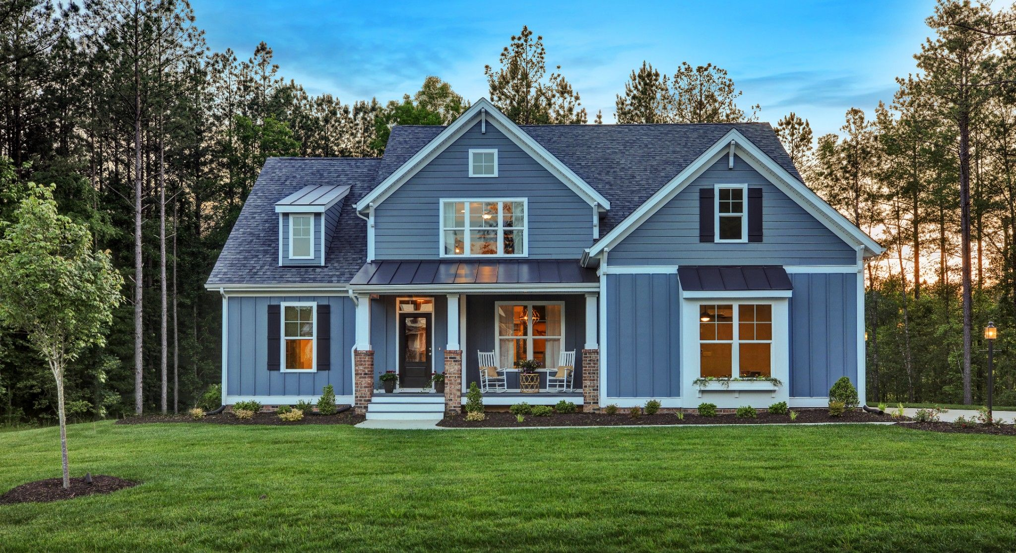 Exterior featured in the Augusta By Main Street Homes in Richmond-Petersburg, VA