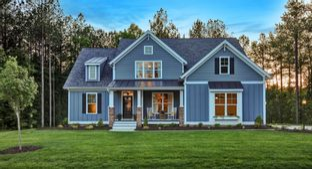 Augusta - Cypress Glen: Chesterfield, Virginia - Main Street Homes
