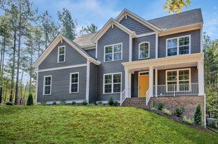 Callaway II - Foxfield: Moseley, Virginia - Main Street Homes