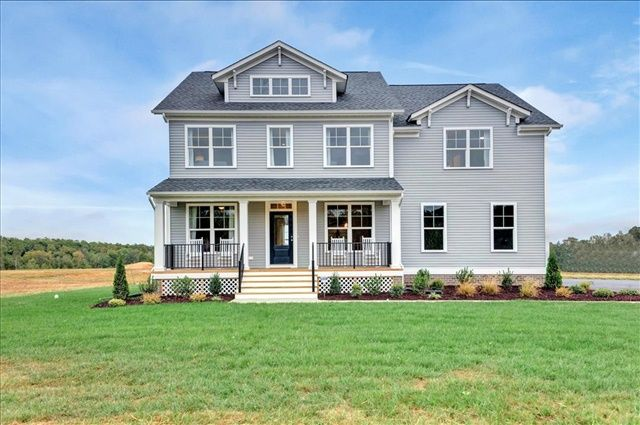 Exterior featured in the Hartfield By Main Street Homes in Richmond-Petersburg, VA
