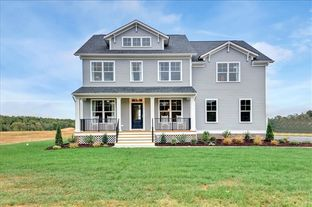 Hartfield - Cypress Glen: Chesterfield, Virginia - Main Street Homes