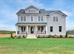 Hartfield - Aston: Powhatan, Virginia - Main Street Homes