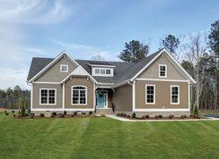 Treyburn III - Brickshire: Providence Forge, Virginia - Main Street Homes