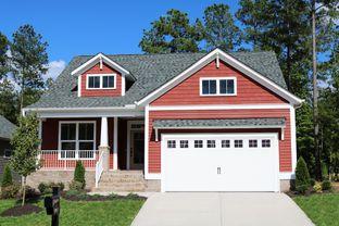 Emory - Bishops Park: Mechanicsville, Virginia - Main Street Homes