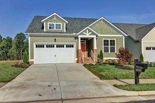 Caroline - Harpers Mill - Fishers Green: Chesterfield, Virginia - Main Street Homes