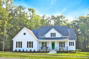 Stuart - Brickshire: Providence Forge, Virginia - Main Street Homes