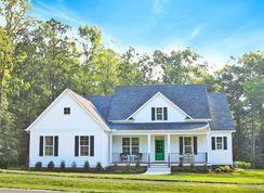 Stuart - Aston: Powhatan, Virginia - Main Street Homes