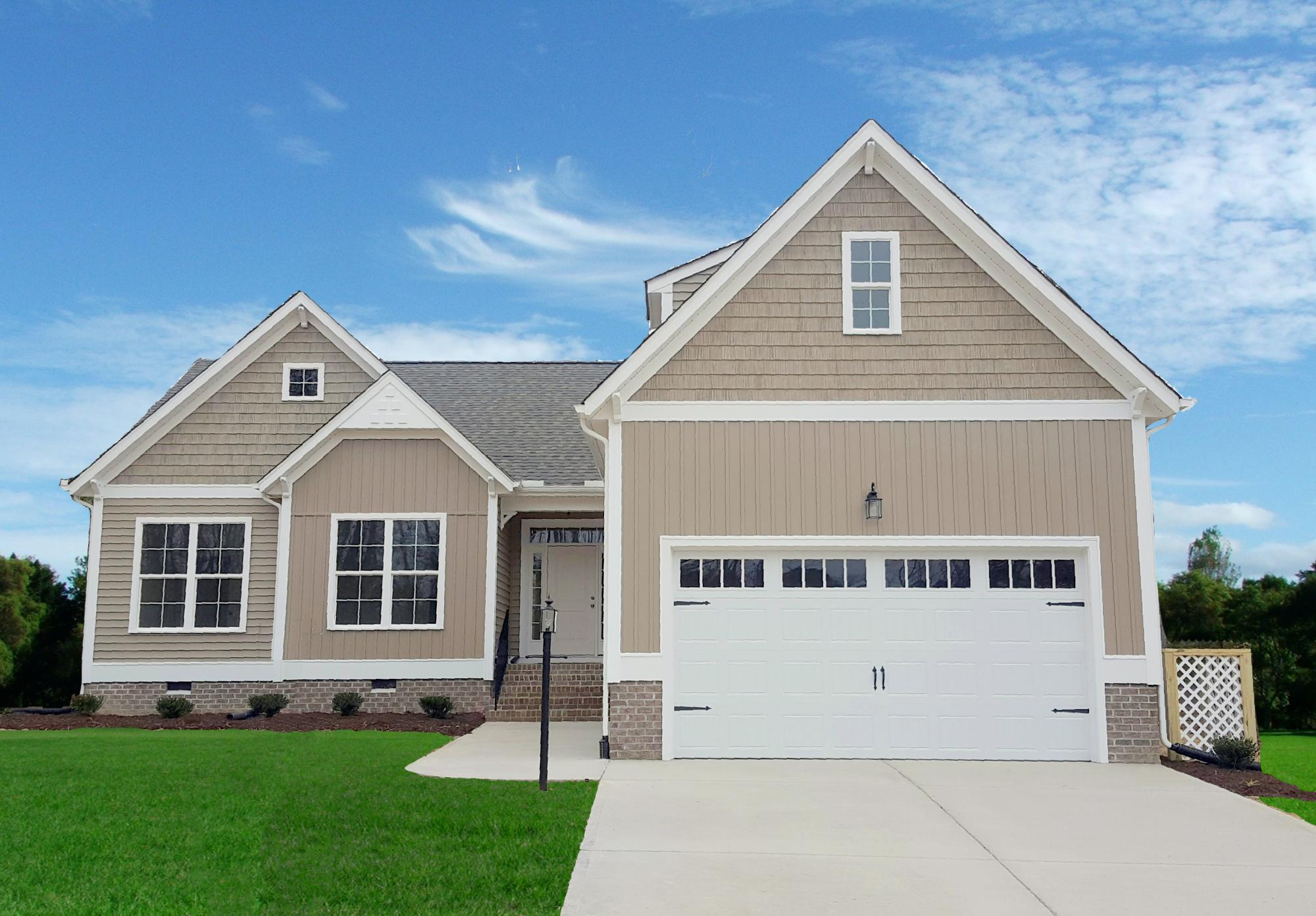 Exterior featured in the Treyburn I By Main Street Homes in Richmond-Petersburg, VA