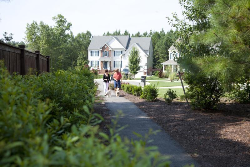 'Westerleigh Villas' by Main Street Homes in Richmond-Petersburg