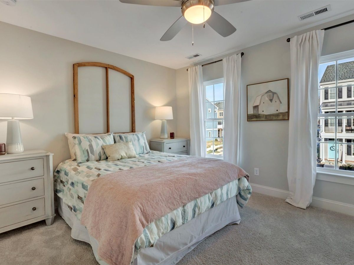 Bedroom featured in the Parker - Mid-Entry By Main Street Homes in Richmond-Petersburg, VA