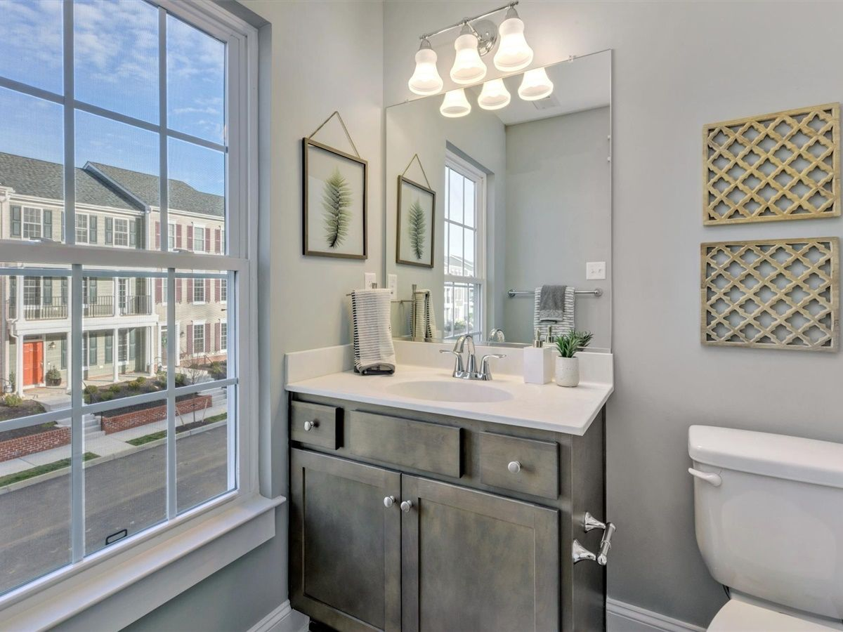 Bathroom featured in the Parker - Mid-Entry By Main Street Homes in Richmond-Petersburg, VA