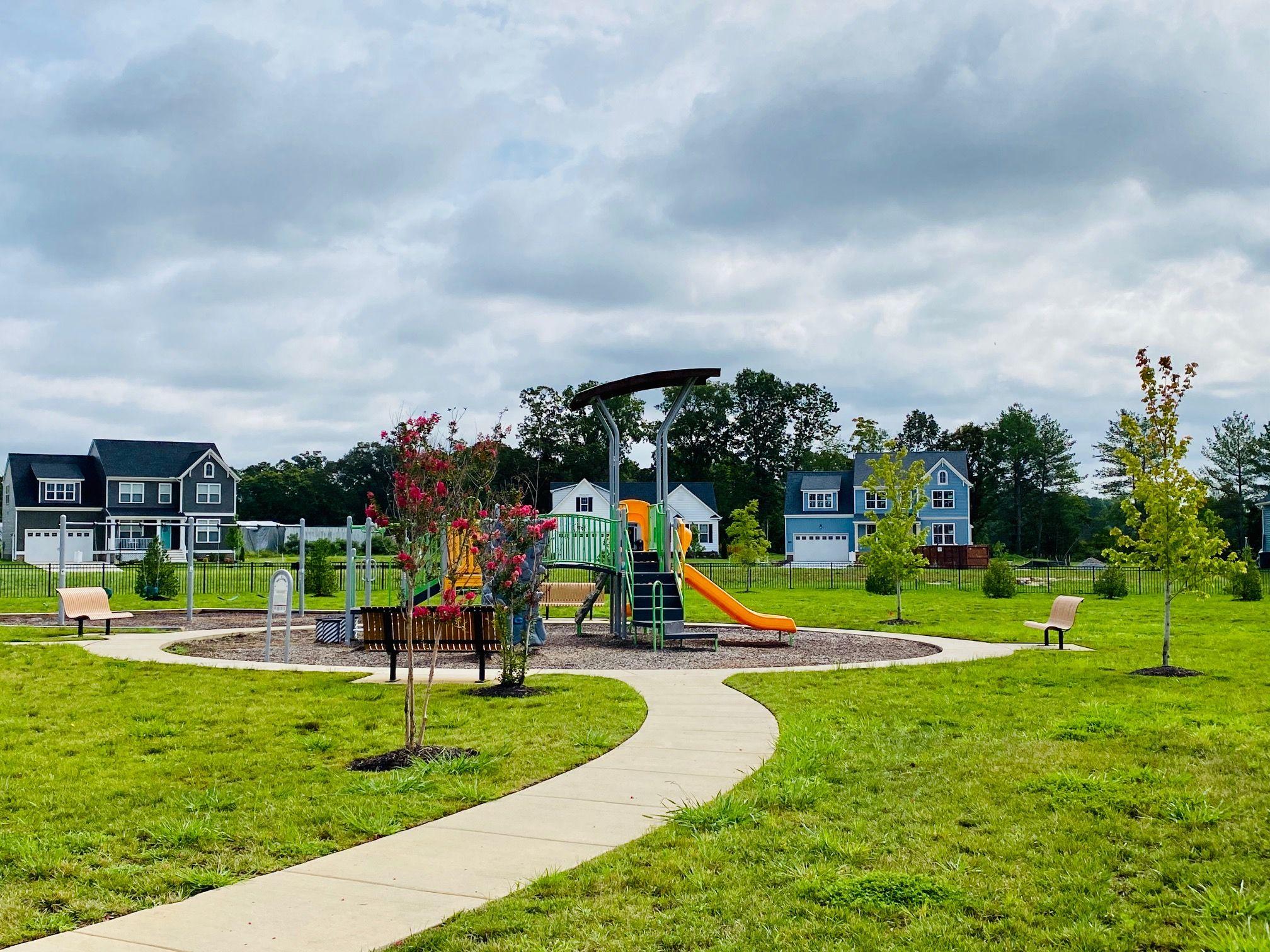 'Bishops Park' by Main Street Homes in Richmond-Petersburg