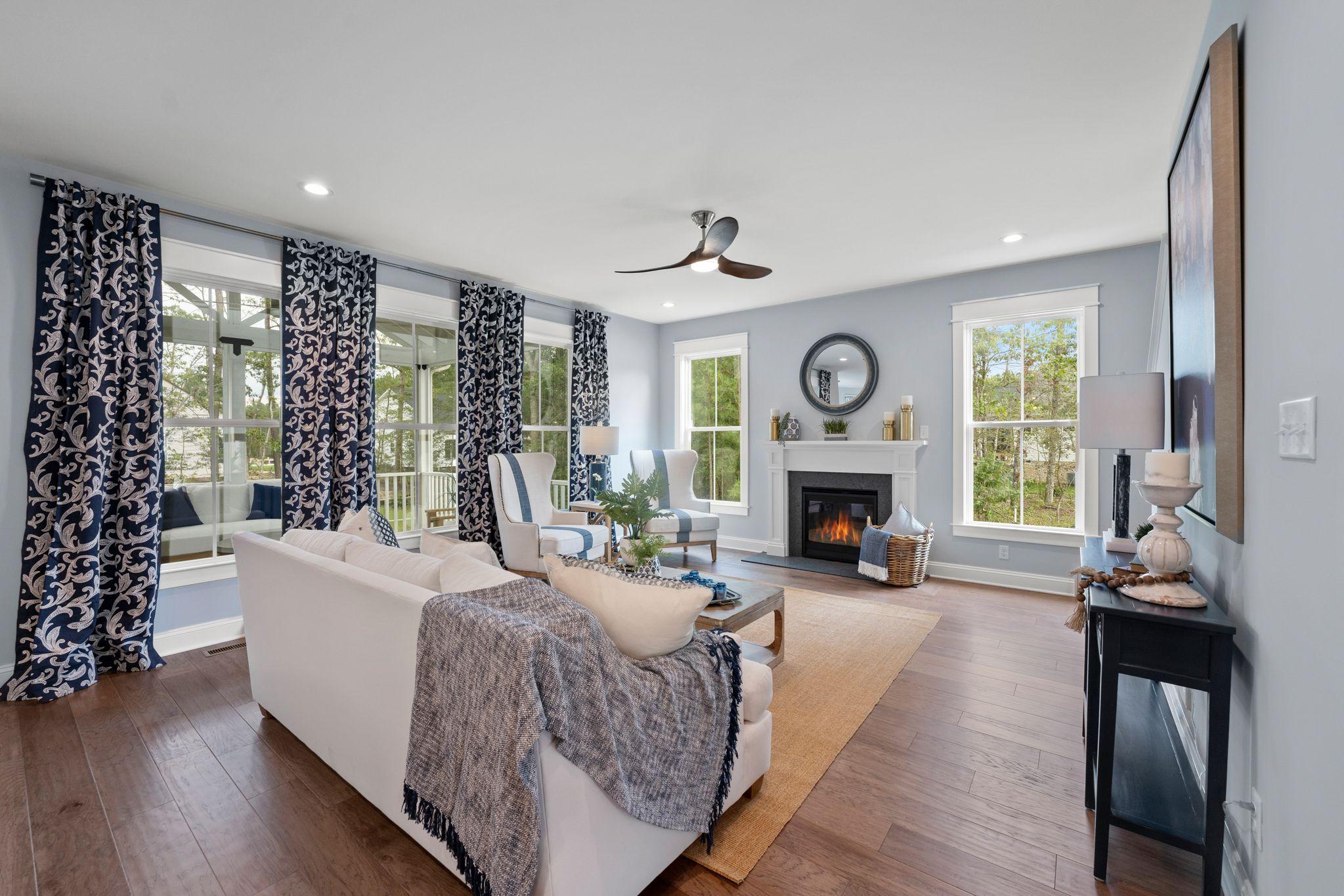 'Collington East - Fieldfare' by Main Street Homes in Richmond-Petersburg