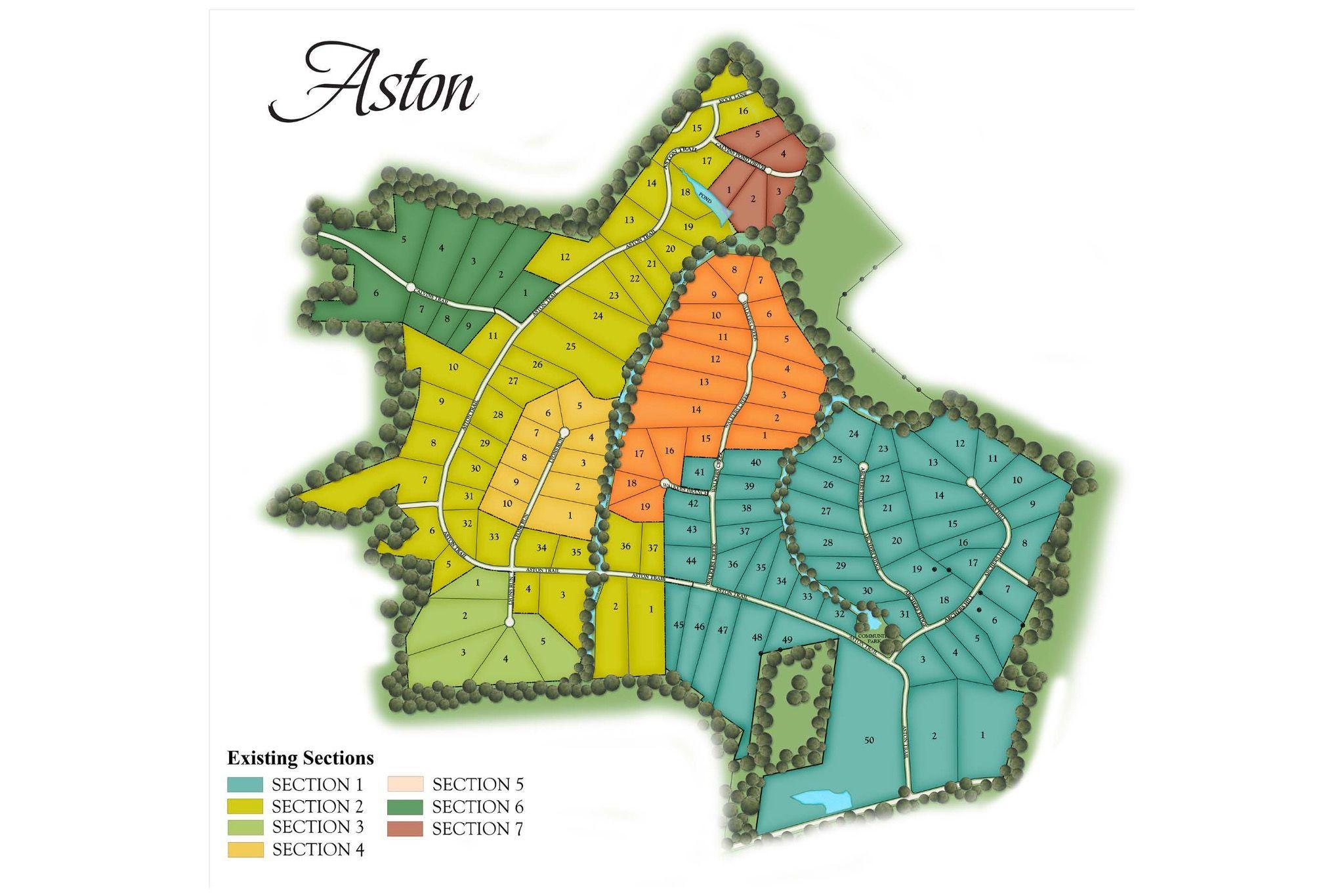 'Aston' by Main Street Homes in Richmond-Petersburg