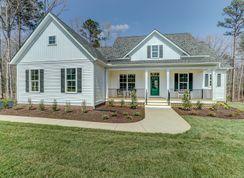 Stuart - Bishops Park: Mechanicsville, Virginia - Main Street Homes
