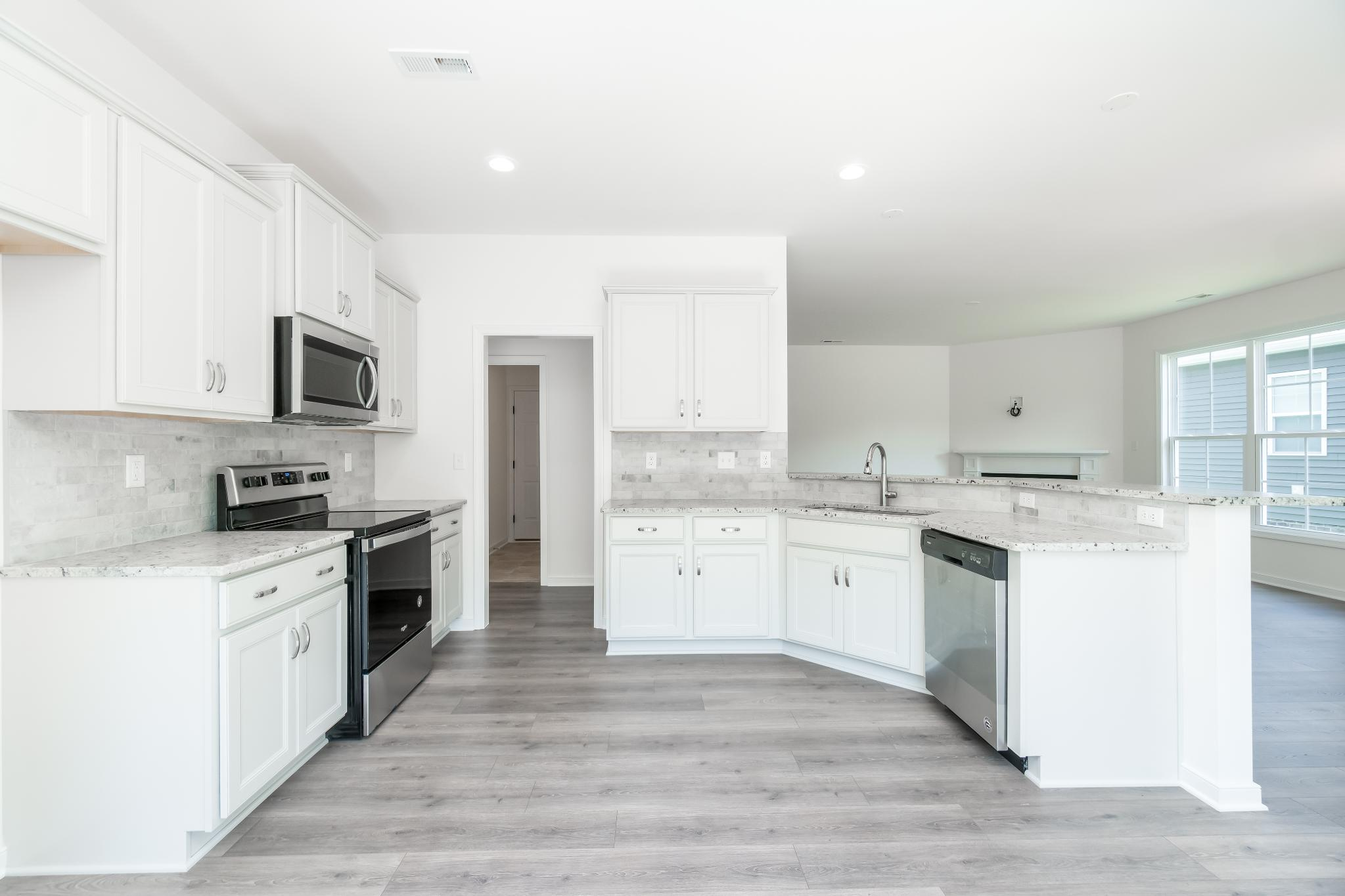 Kitchen featured in the Anne III By Main Street Homes in Richmond-Petersburg, VA
