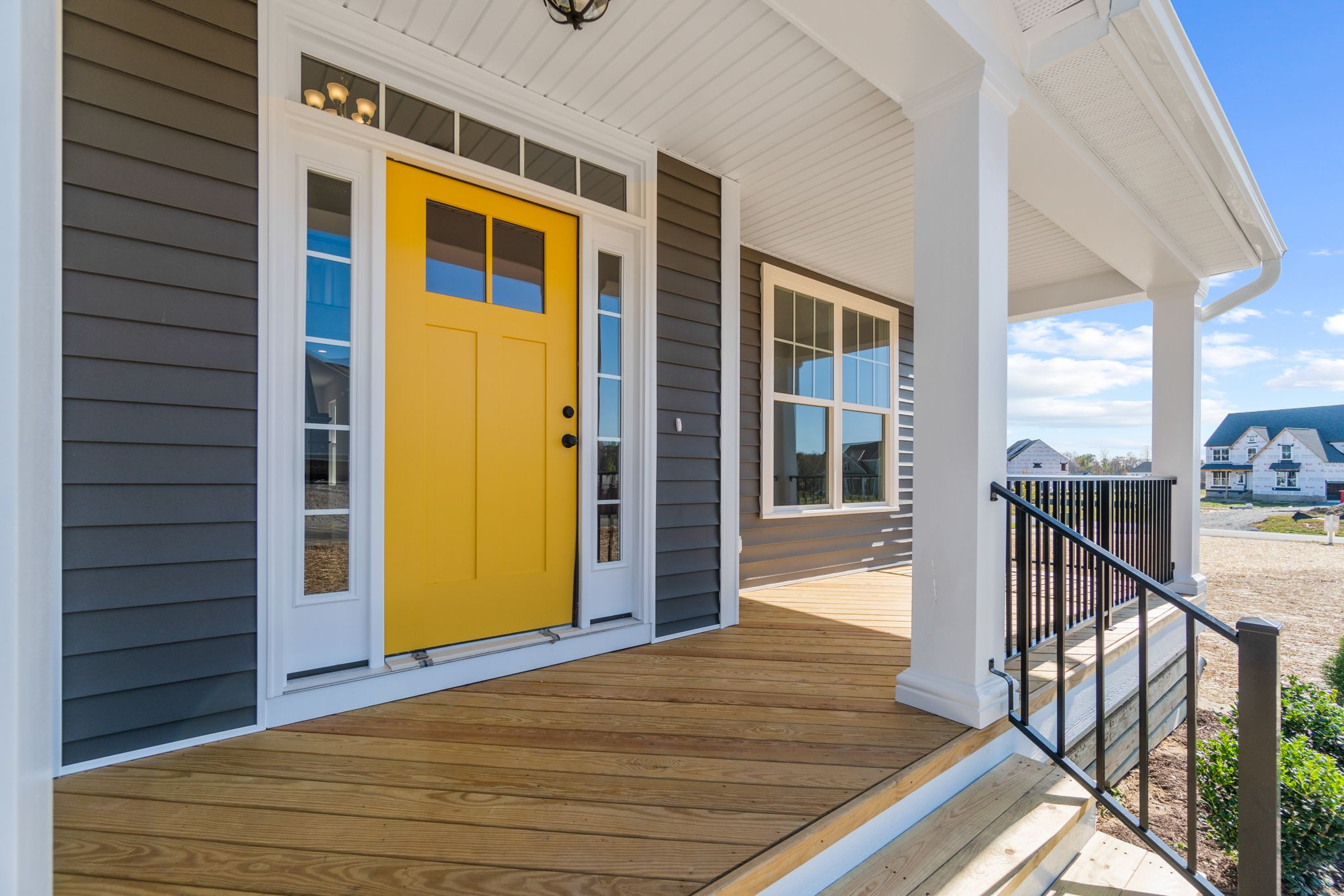 Exterior featured in the Lancaster By Main Street Homes in Richmond-Petersburg, VA