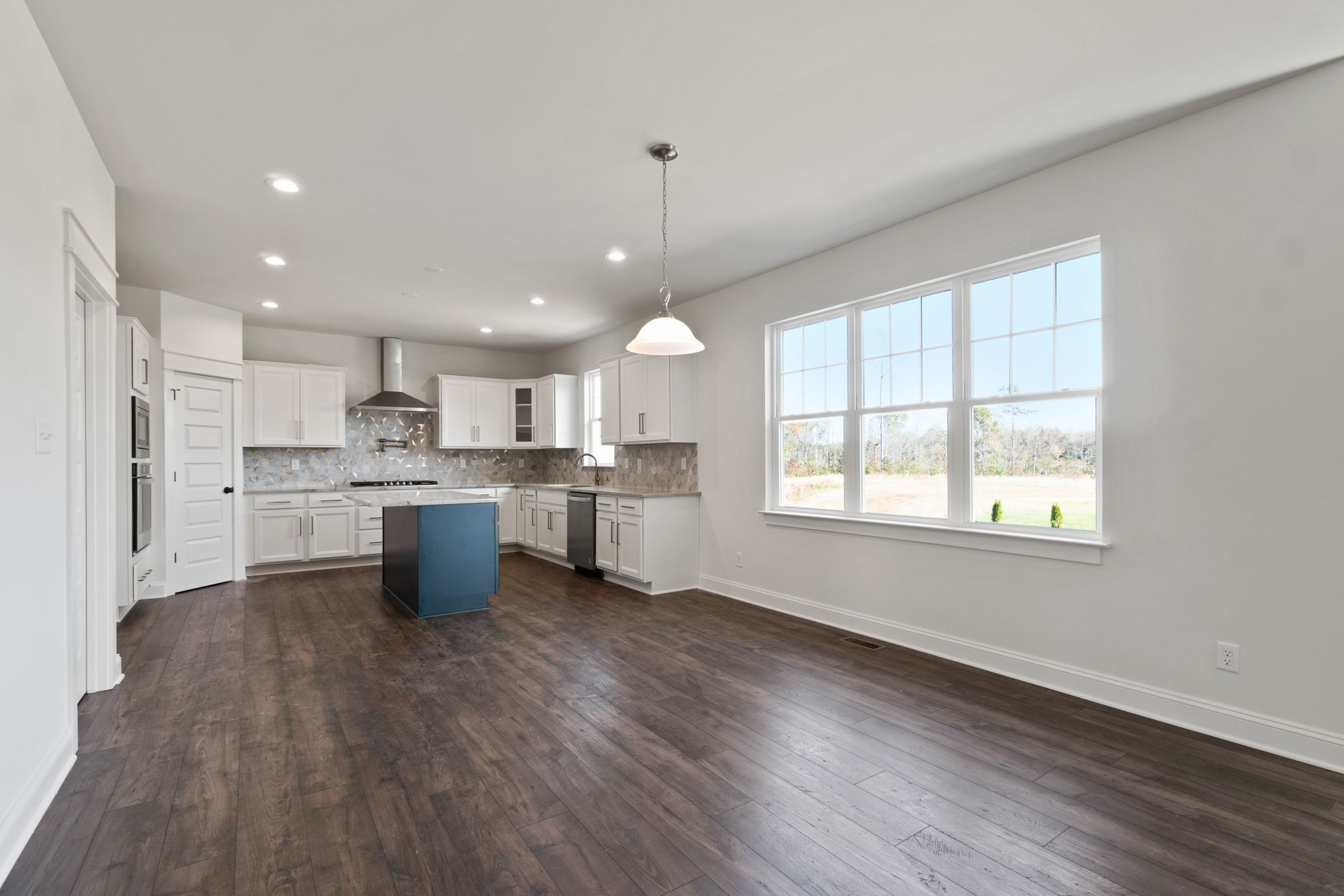 Kitchen featured in the Lancaster By Main Street Homes in Richmond-Petersburg, VA