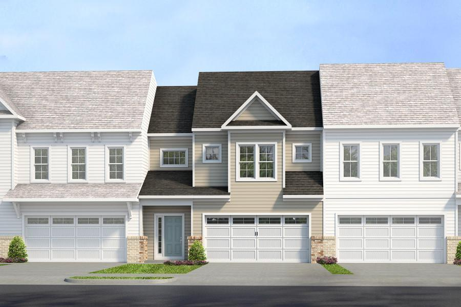 Exterior featured in the Franklin By Main Street Homes in Richmond-Petersburg, VA