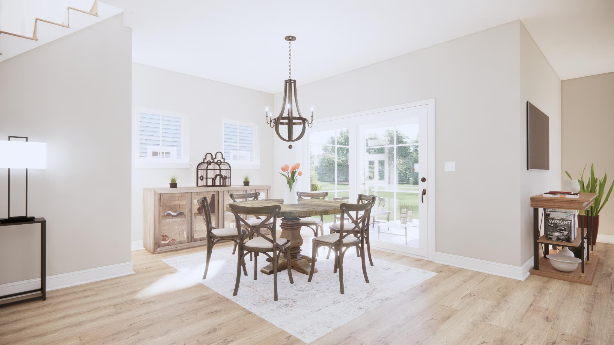 Kitchen featured in the Avondale By Main Street Homes in Richmond-Petersburg, VA