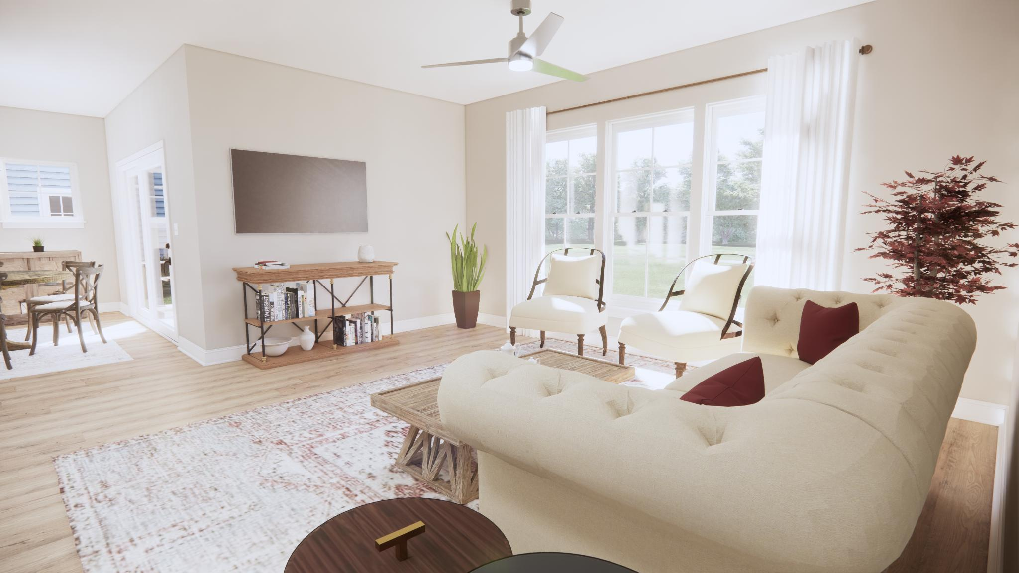 Living Area featured in the Avondale By Main Street Homes in Richmond-Petersburg, VA