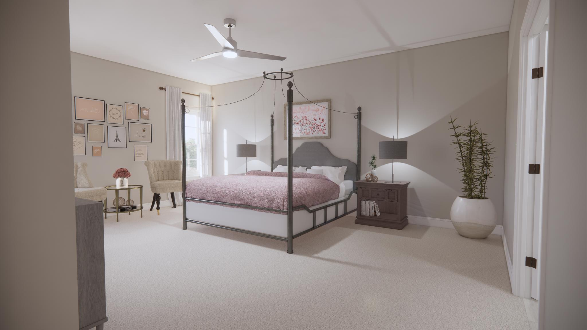 Bedroom featured in the Avondale By Main Street Homes in Richmond-Petersburg, VA