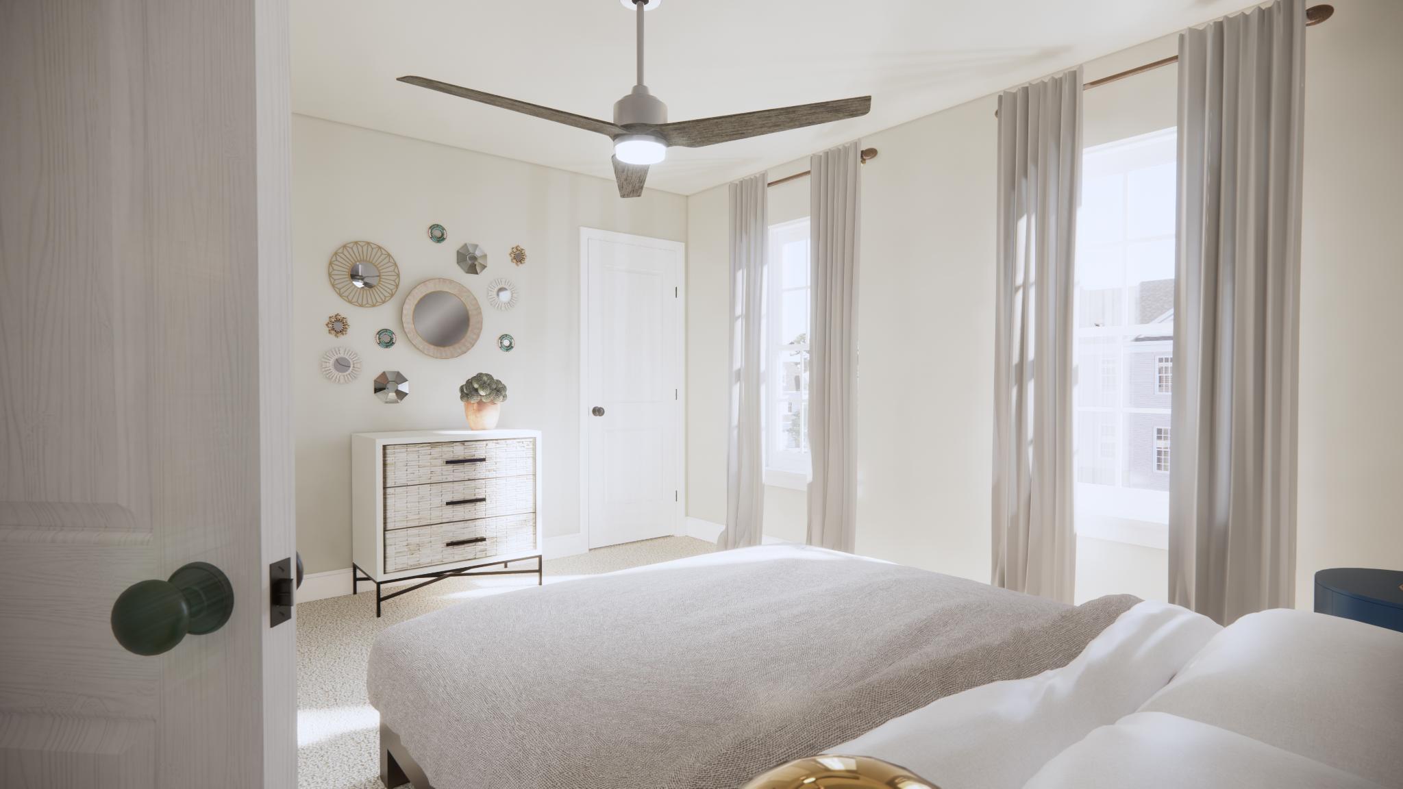 Bedroom featured in the Brook By Main Street Homes in Richmond-Petersburg, VA