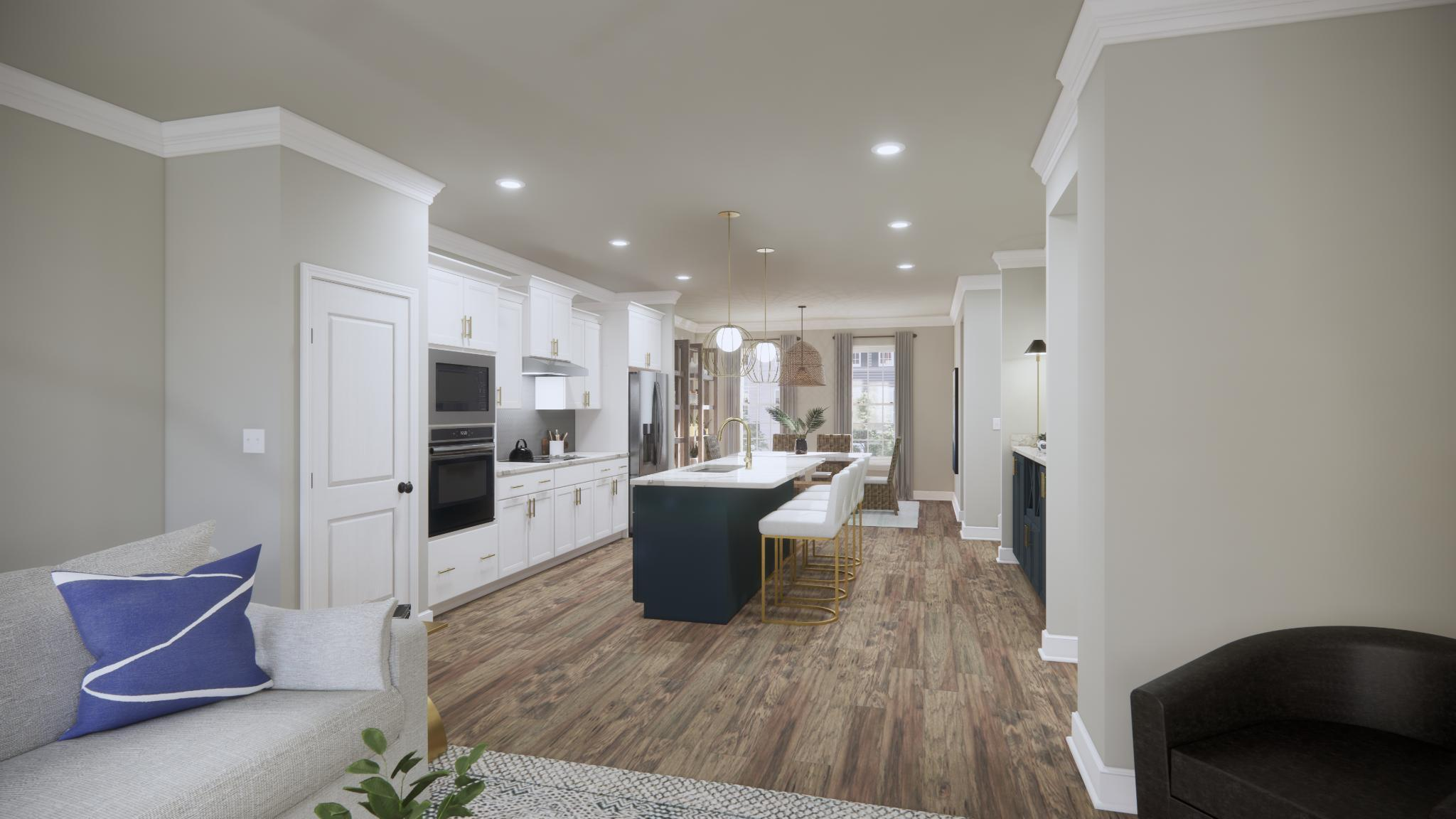 Kitchen featured in the Brook By Main Street Homes in Richmond-Petersburg, VA