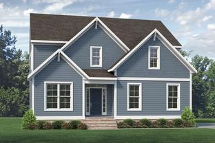 Dayton - Westerleigh: Moseley, Virginia - Main Street Homes