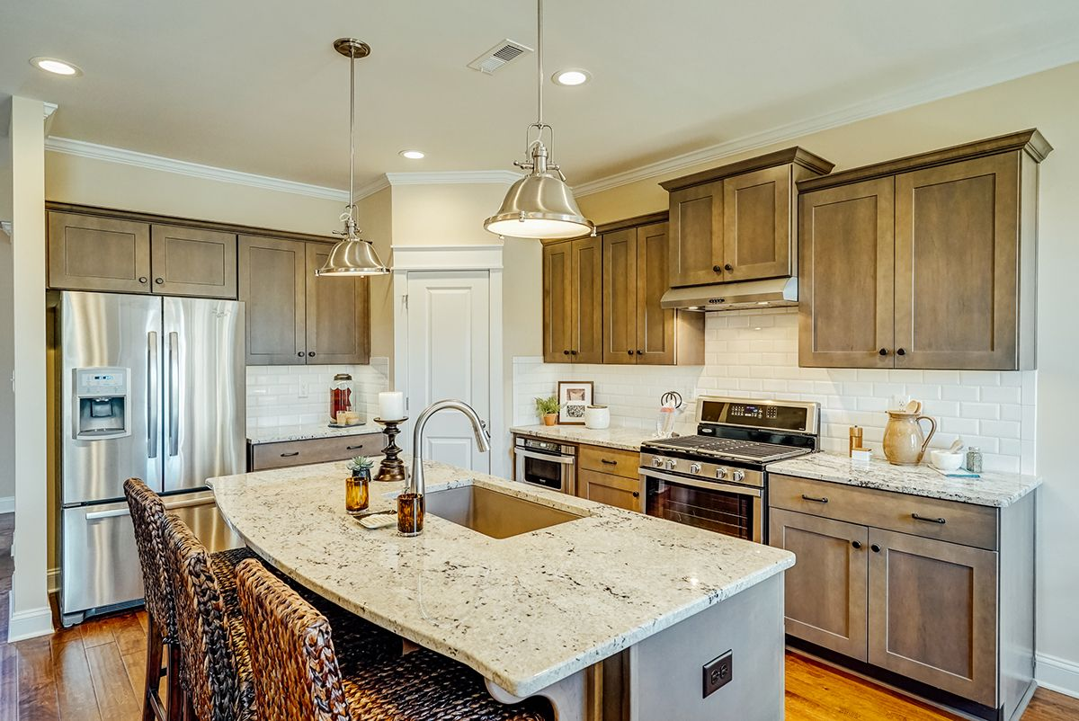 Kitchen featured in the Treyburn I By Main Street Homes in Richmond-Petersburg, VA