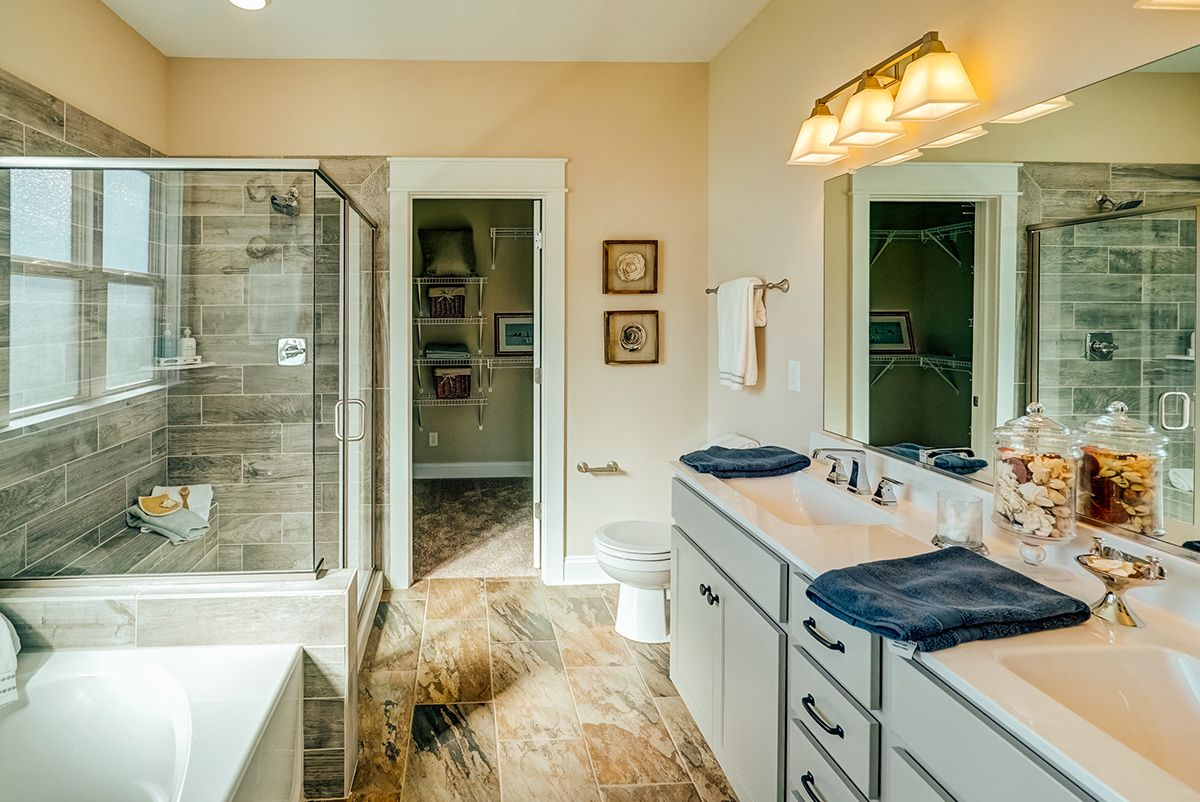 Bathroom featured in the Treyburn I By Main Street Homes in Richmond-Petersburg, VA