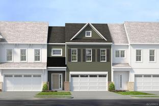 Franklin - Cosby Village: Chesterfield, Virginia - Main Street Homes